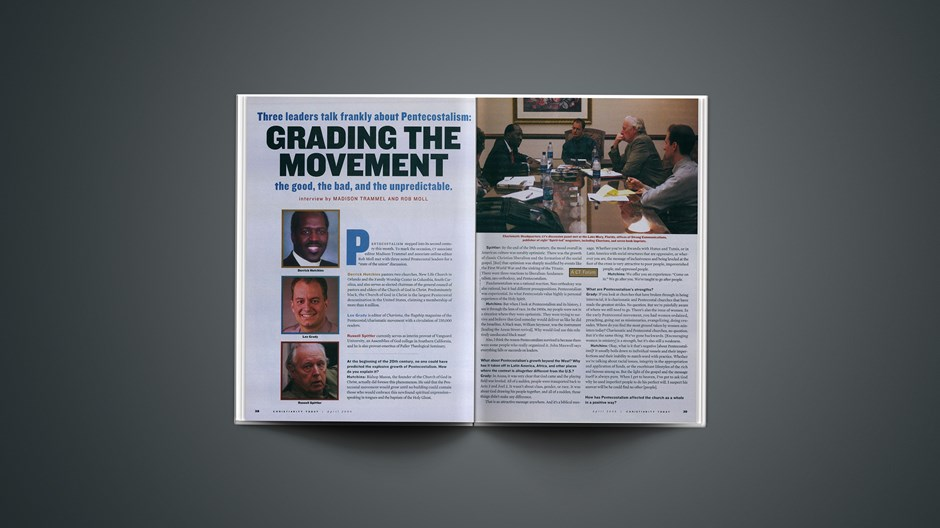 Grading the Movement