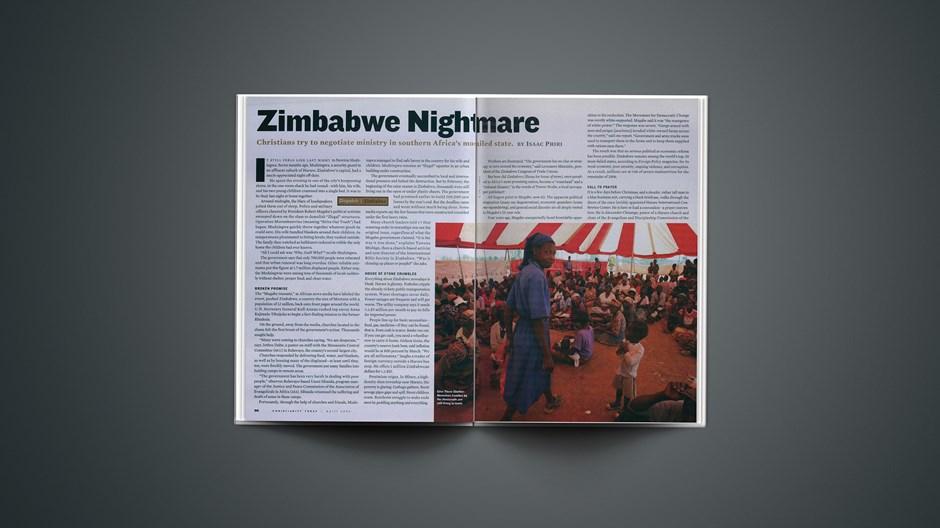 Zimbabwe Nightmare