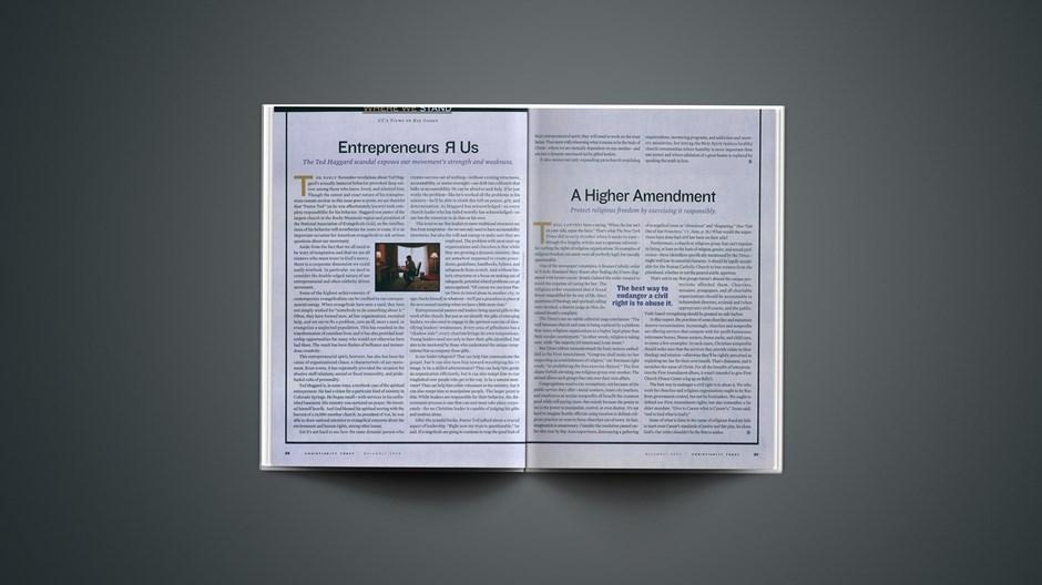 A Higher Amendment