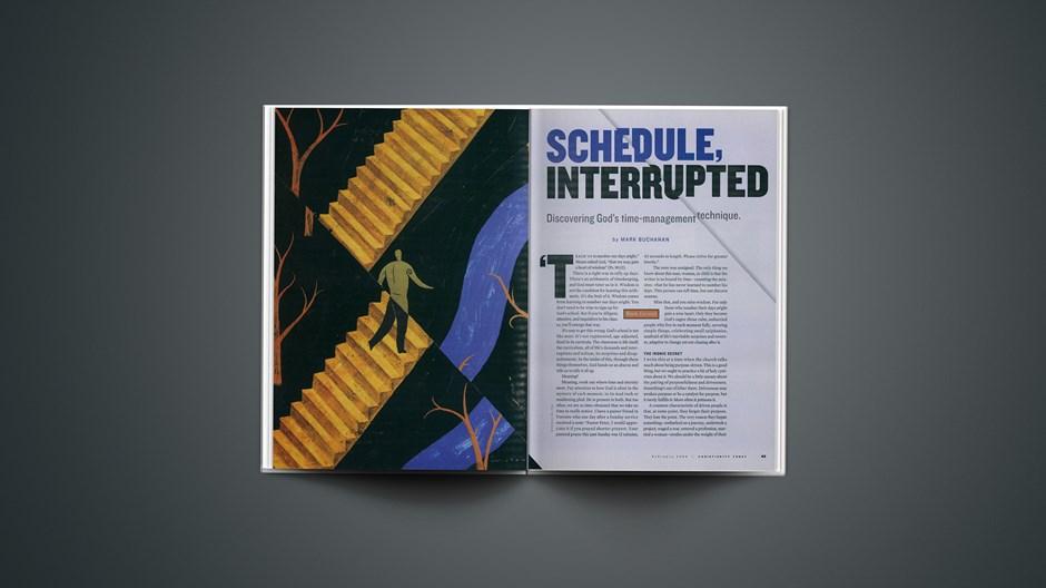 Schedule, Interrupted