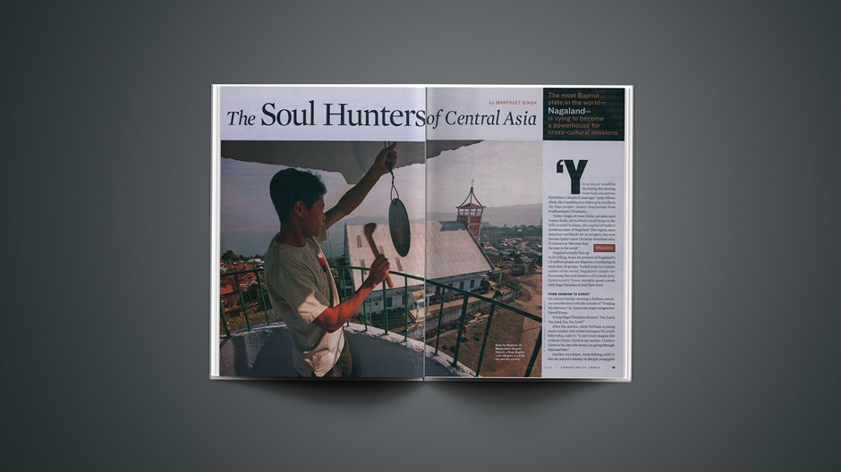 The Soul Hunters of Central Asia