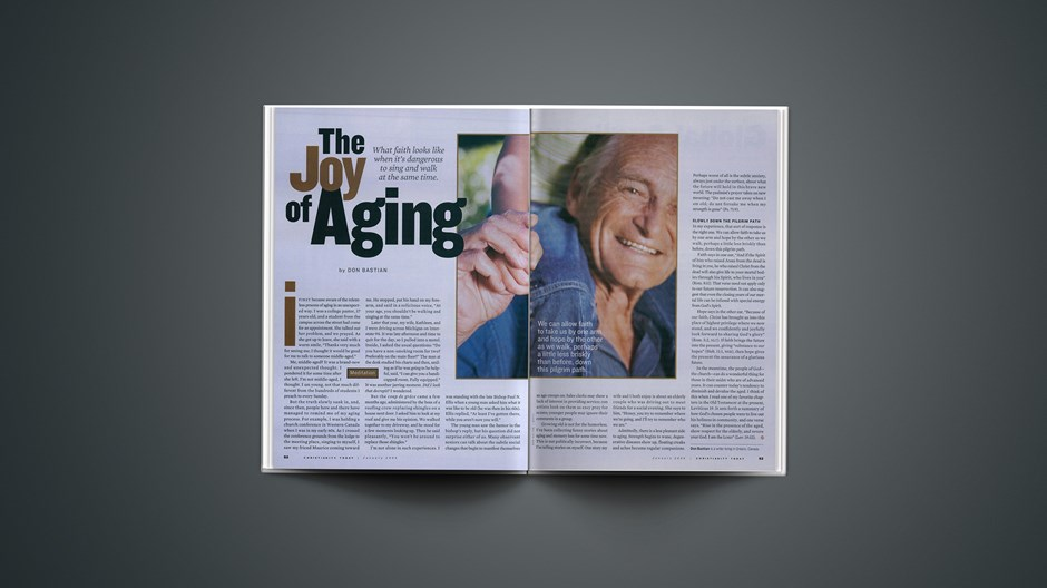 The Joy of Aging