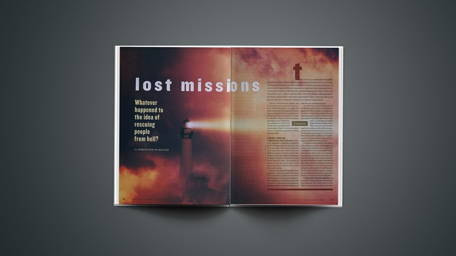 Lost Missions