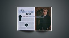 The Phone Book Test