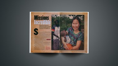 Missions Incredible