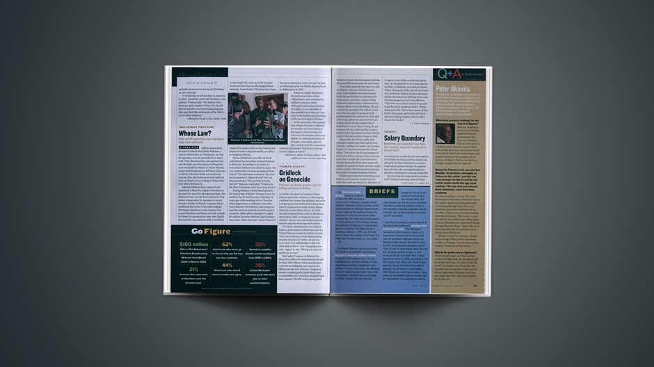 Whose Law in Afghanistan?