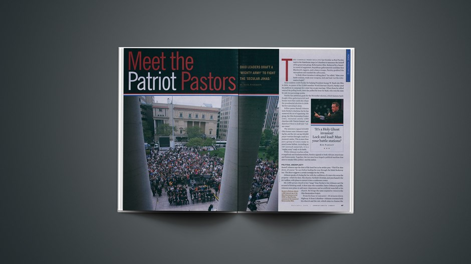 Meet the Patriot Pastors