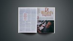 Dr. Willard's Diagnosis