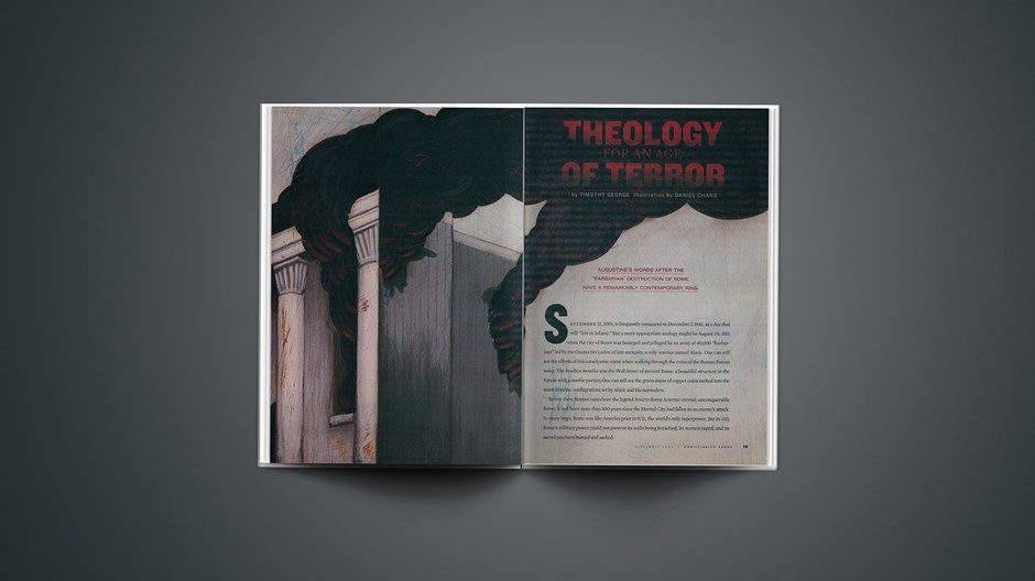 Theology for an Age of Terror