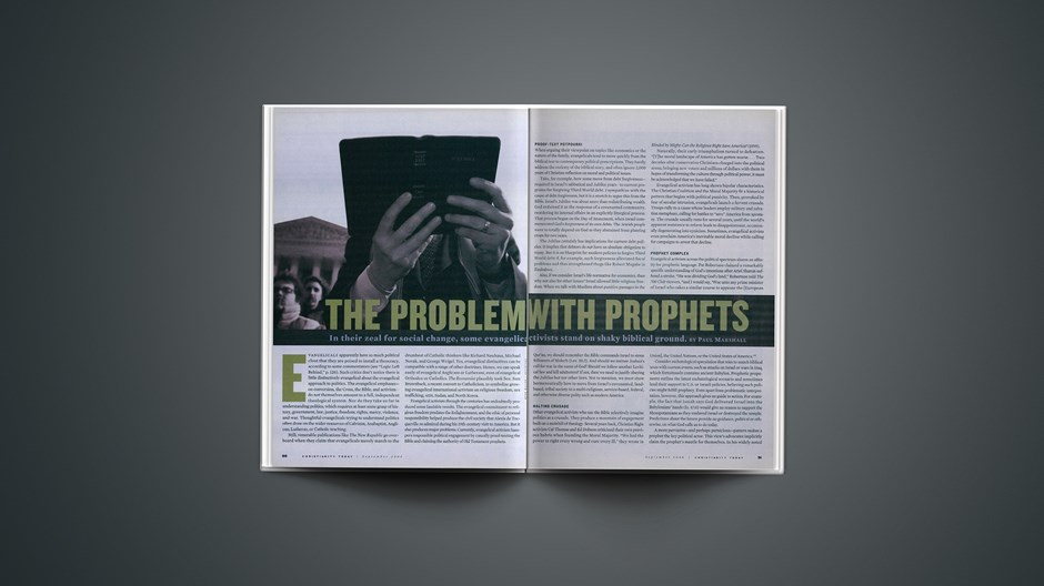 The Problem with Prophets