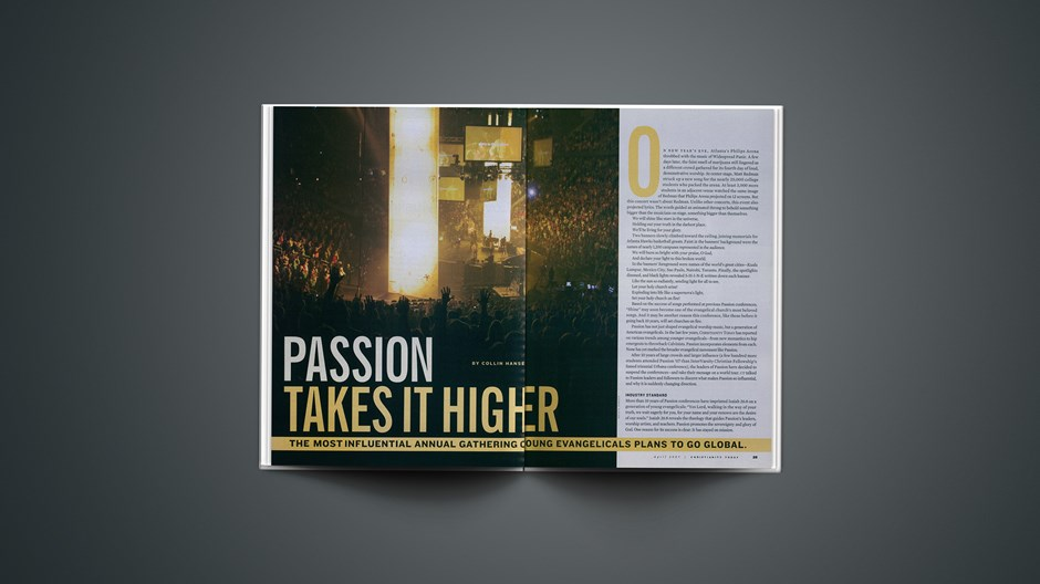 Passion Takes It Higher