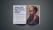 Rethinking Paul