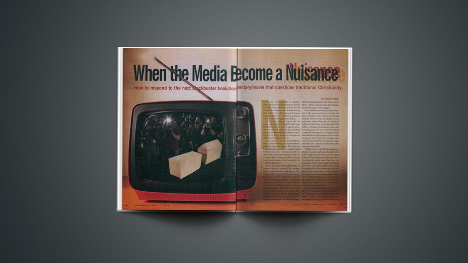 When the Media Became a Nuisance
