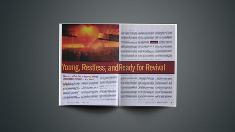 Young, Restless, and Ready for Revival