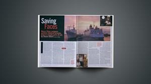 Mercy Ships: Saving Faces