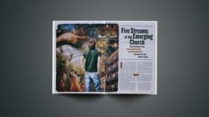 Five Emerging Streams
