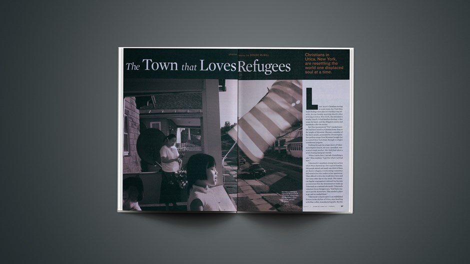 The Town that Loves Refugees