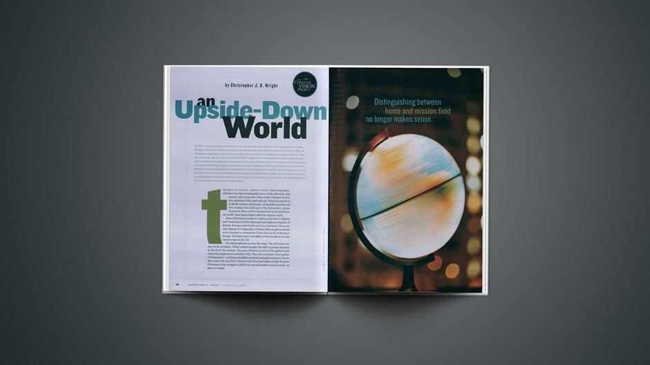 An Upside-Down World