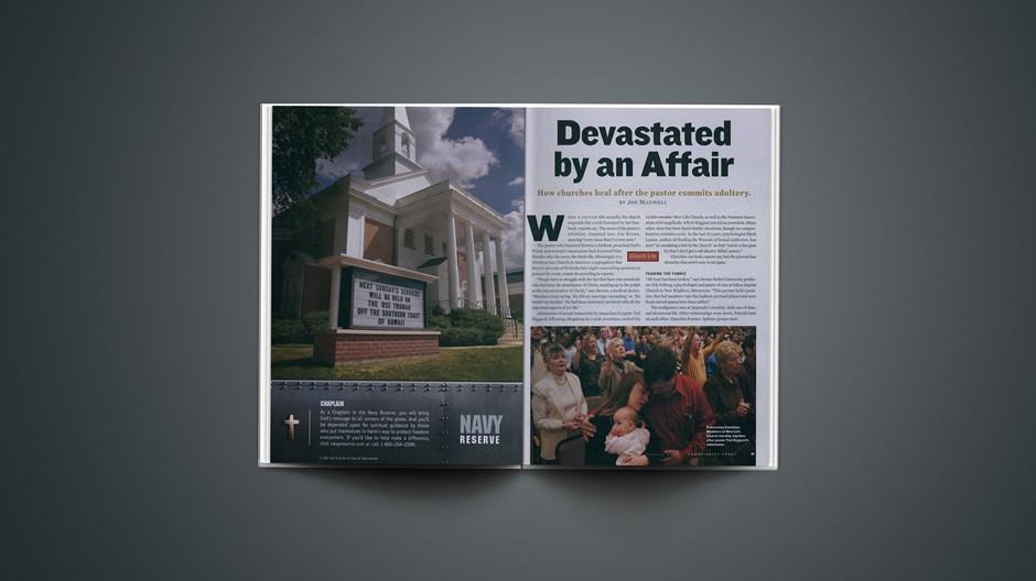 Devastated by an Affair