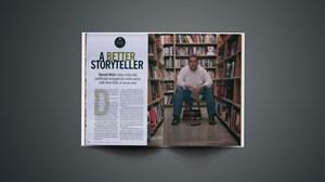 Donald Miller: A Better Storyteller
