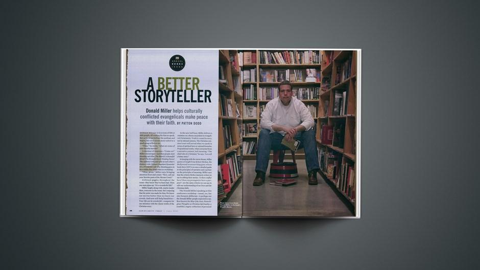 A Better Storyteller