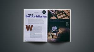 CVP: On a Justice Mission