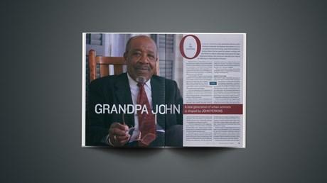 'Grandpa' John Perkins