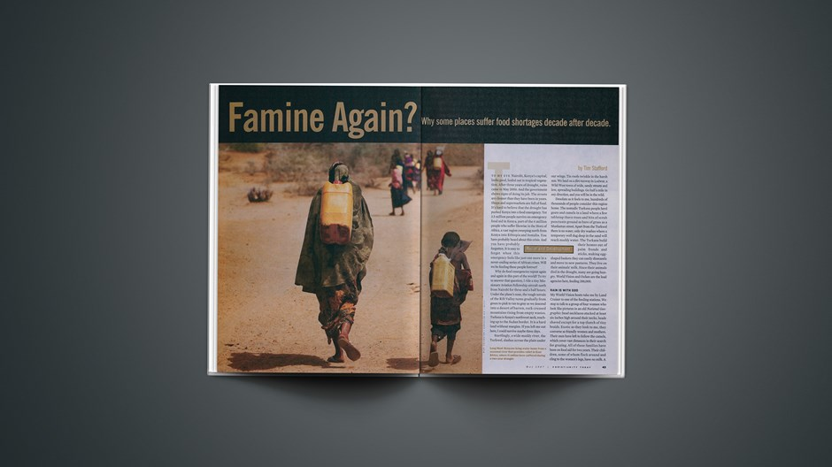 Famine Again?