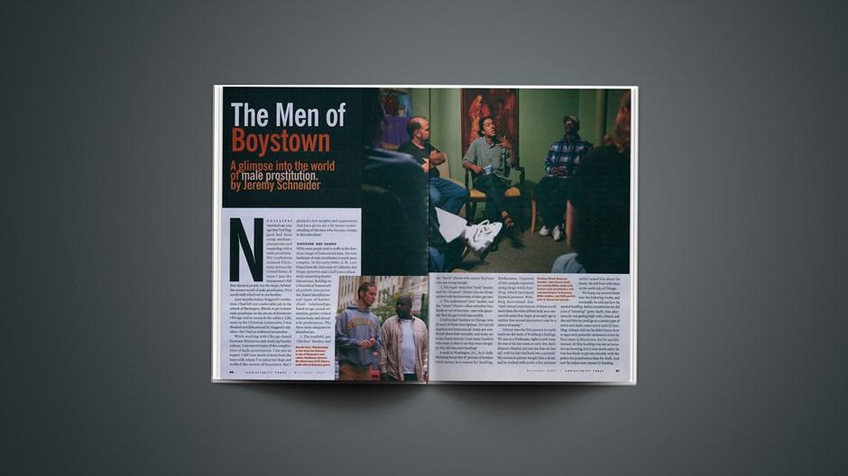 The Men of Boystown