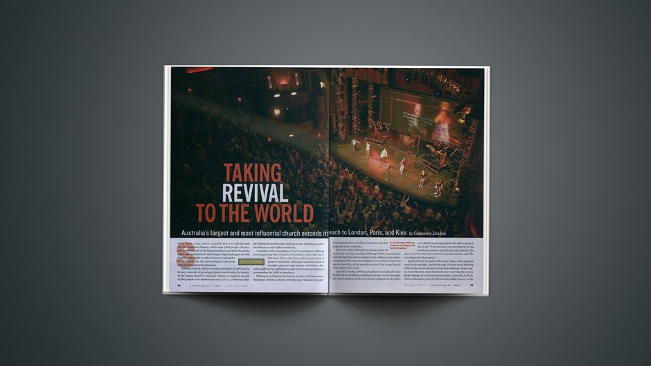 Taking Revival to the World