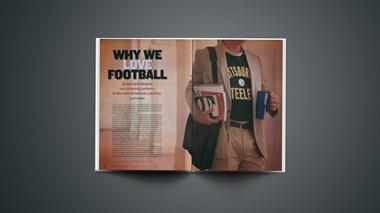Why We Love Football