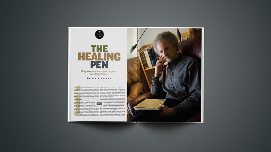 The Healing Pen