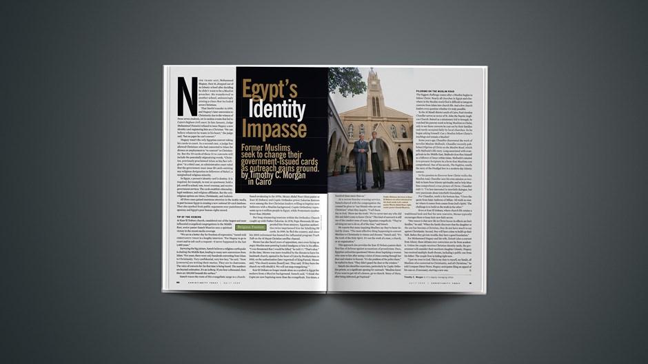 Egypt's Identity Impasse