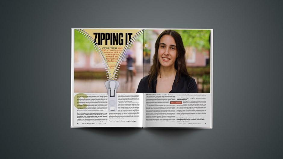 Zipping It
