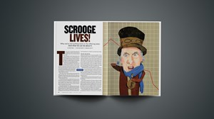 Cover story: Scrooge Lives!