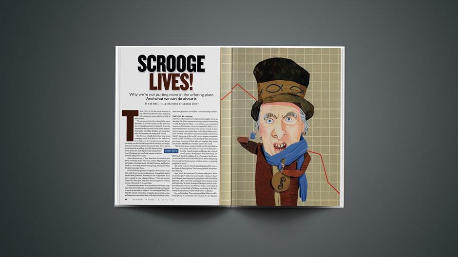 Scrooge Lives!