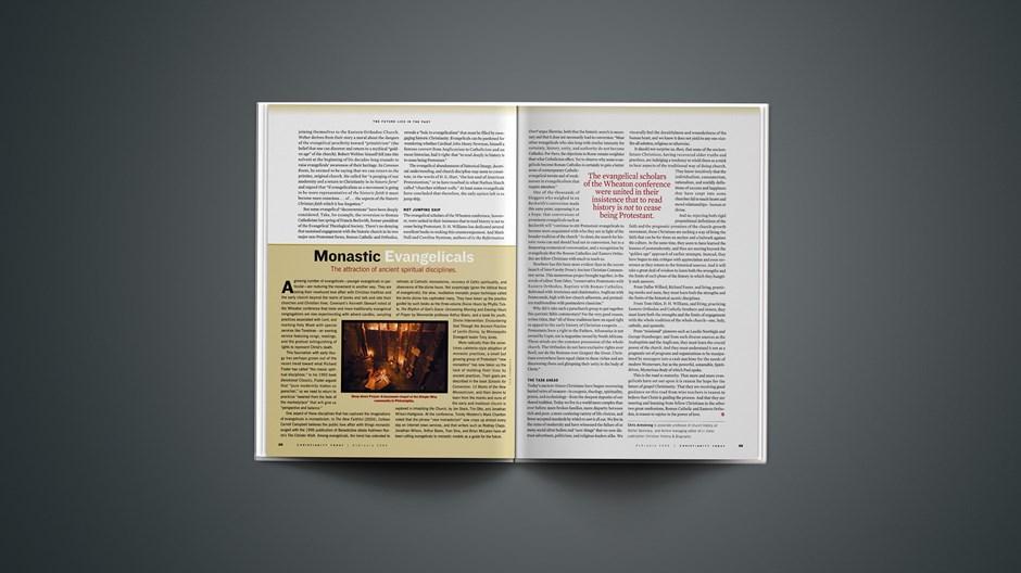 Monastic Evangelicals