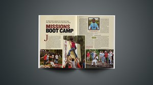 Missions Boot Camp for Teens