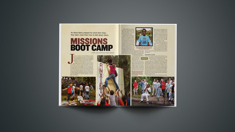 Missions Boot Camp