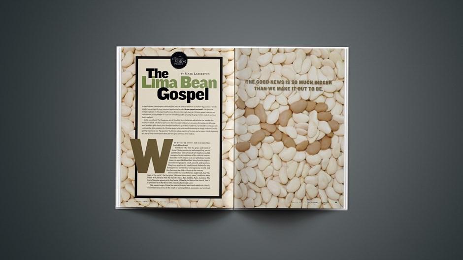 The Lima Bean Gospel