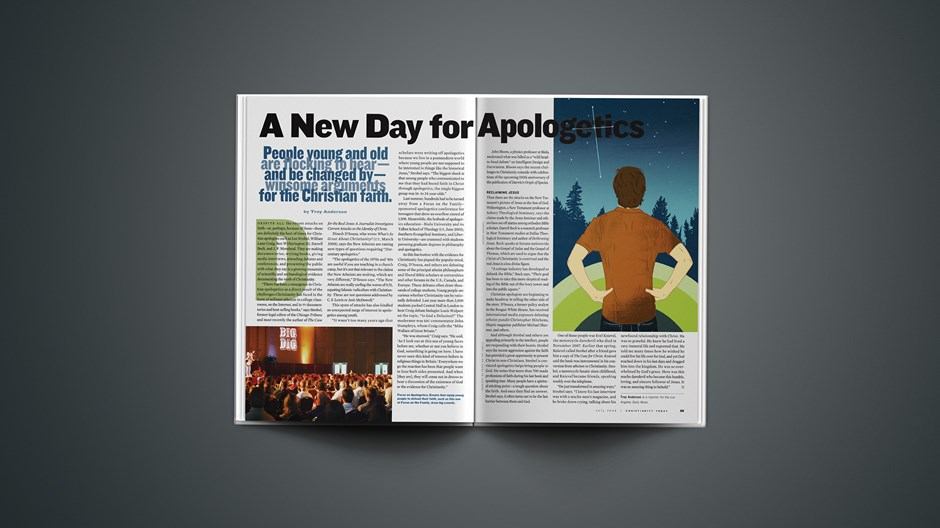 A New Day for Apologetics
