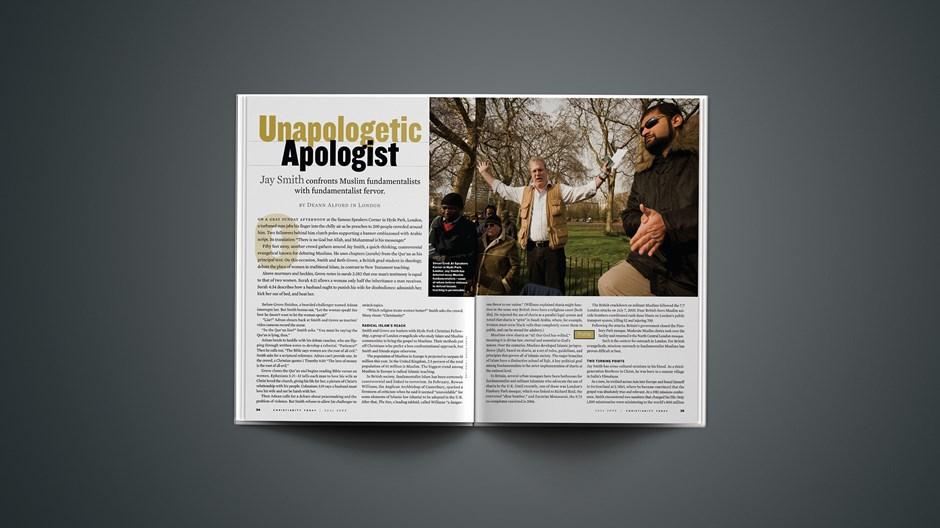 Unapologetic Apologist