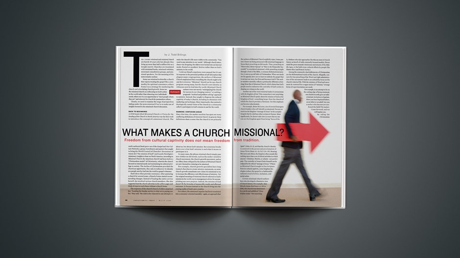 What Makes a Church Missional?