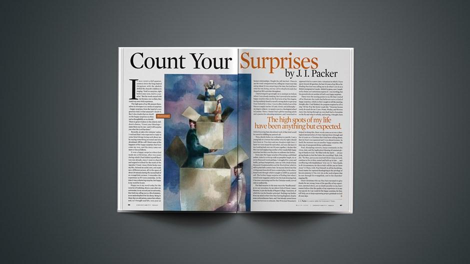 Count Your Surprises