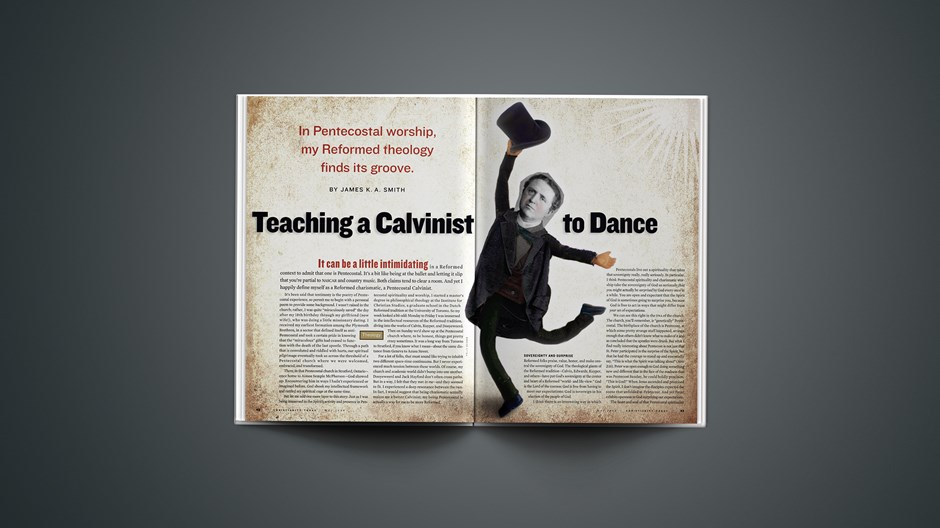 Teaching a Calvinist to Dance