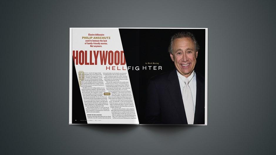 Hollywood Hellfighter