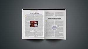 Editorial: Misunderstanding Sarah