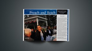 Obama is Making a Lot of Evangelicals Think Twice