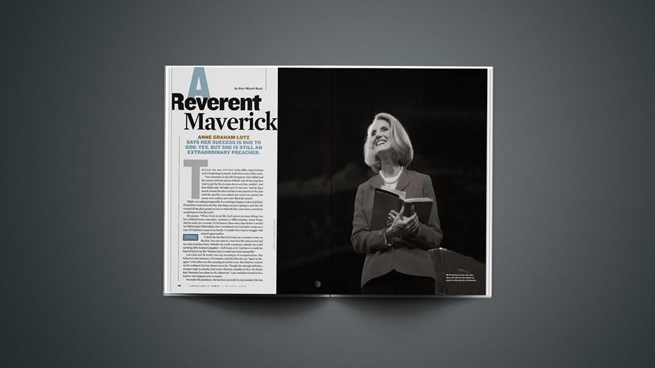 A Reverent Maverick