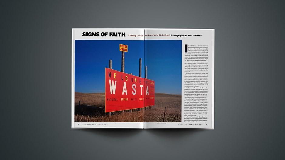 Signs of Faith